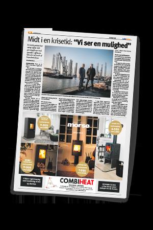 Artikel - Lokalavisen Esbjerg - Marts 2017
